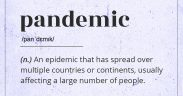 the meaning of pandemic